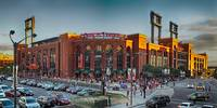 Home of the St. Louis Cardinals