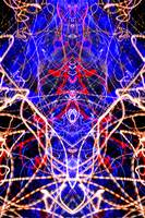 ABSTRACT LIGHT STREAKS #228
