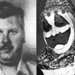"""John Wayne Gacy Mug Shot Serial Killer And Clown 1"" by RubinoFineArt"