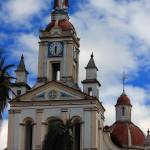 """Catholic Church in Cotacachi"" by rhamm"