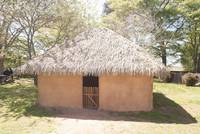 Indian Mounds Hut