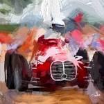 """""""Maserati 4CLT"""" by ArtbySachse"""