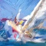 """San Fransico Bay"" by ArtbySachse"