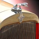 """Chevrolet Badge and Hood Ornament"" by FatKatPhotography"