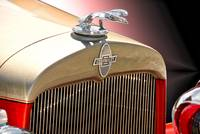 Chevrolet Badge and Hood Ornament