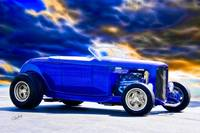 1932 Ford Roadster 'Purple HiBoy'