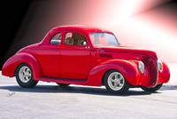 1938 Ford 'Five Window' Coupe II