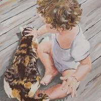 Robin Elizabeth Art Prints & Posters by Ruth Driedger