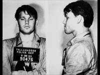 Young Jim Morrison Mug Shot 1963 Photo