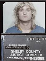 Ozzy Osbourne Mug Shot Muted Vertical