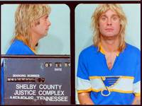Ozzy Osbourne Mug Shot Color Horizontal