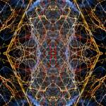 """ABSTRACT LIGHT STREAKS #232"" by nawfalnur"