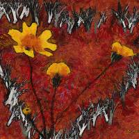 Vincent's Valentine Art Prints & Posters by RC deWinter