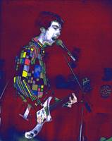Pete Shelley, The Buzzcocks, London 1978