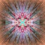 """Topaz-DaVinci_Yucca-Op-Turquoise"" by SherylKaras"