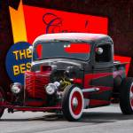 """Old School Hot Rod Pickup II"" by FatKatPhotography"