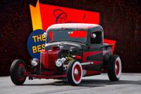Old School Hot Rod Pickup II