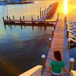 """Florida Evening Sunset"" by nickherbka"