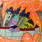 """""""Golden Prague"""" by Adka"""