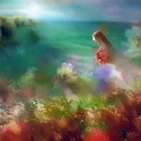 A Mermaid's Dream Art Prints & Posters by Igor Zenin