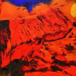"""Desert Sun 1"" by GregB"