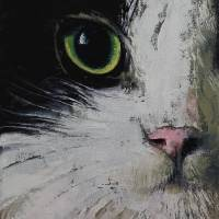 Tuxedo Art Prints & Posters by Michael Creese