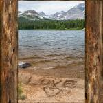 """Colorado Love Window"" by lightningman"