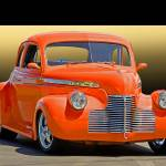 """1941 Chevrolet Master Deluxe Coupe II"" by FatKatPhotography"