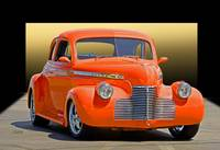 1941 Chevrolet Master Deluxe Coupe II