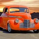 """1941 Chevrolet Master Deluxe Coupe"