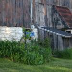 """Silo and Barn Shadows"" by graceful"