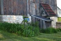 Silo and Barn Shadows