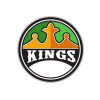 King Crown Kings Circle Retro