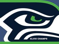 Seattle Seahawks Super Bowl Champs