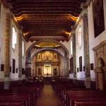 """San Luis Mission Hall"" by ralphnelsen"
