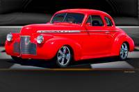1941 Chevrolet Coupe 'Winners Circle'