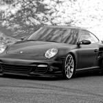 """""""Porsche 911 """"Satin Black"""