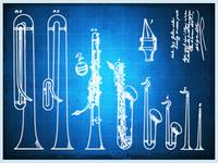 Saxophone Blueprint