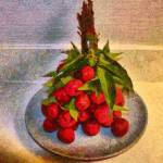 """""""Fresh lychees"""" by Ofer"""