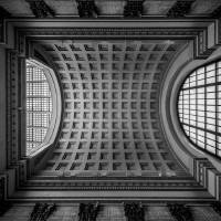 Look up! - Union Station, Chicago Art Prints & Posters by James Howe