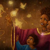 This is Magic Art Prints & Posters by Shakira Rivers