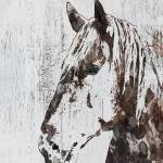 """Napoleon Horse 2"" by Aneri"