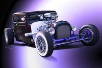 1928 Dodge Hot Rod Coupe