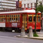 """New Orleans Trolley 2004"" by Ffooter"
