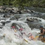 """""""Whitewater Rafting, South Fork American River"""" by SederquistPhotography"""