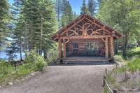Historic Cabin, Tallac, Lake Tahoe