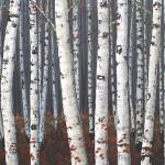 """Late Season Birch"" by DreamGallery"