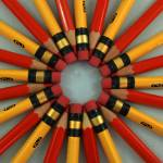 """Red and Yellow Pencils"" by rhamm"