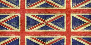 British Flag Collage Two