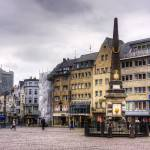 """Bonn Market Square"" by TomGomez"